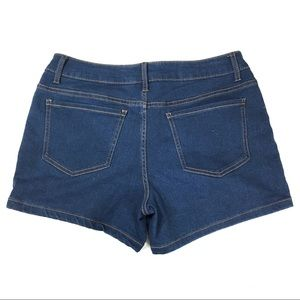 NWOT Faded Glory Shorts - Medium Wash
